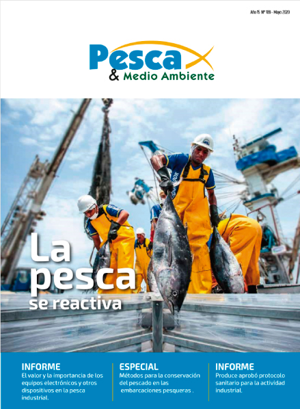 REVISTA PESCA & MEDIO AMBIENTE Nº 109