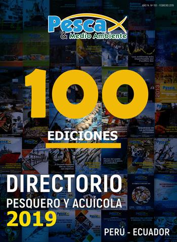 REVISTA PESCA & MEDIO AMBIENTE Nº 100