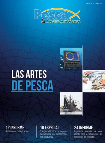 REVISTA PESCA & MEDIO AMBIENTE Nº 101