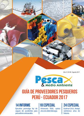 REVISTA PESCA & MEDIO AMBIENTE Nº 089
