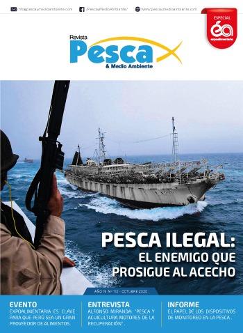 REVISTA PESCA & MEDIO AMBIENTE Nº 112