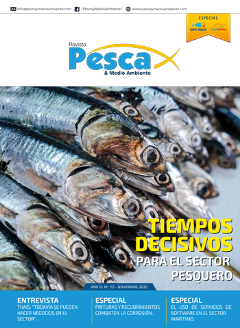 Revista Pesca & Medio Ambiente Nº 113