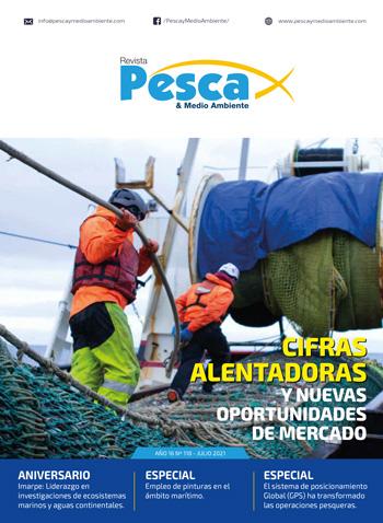 Revista Pesca & Medio Ambiente Nº 118